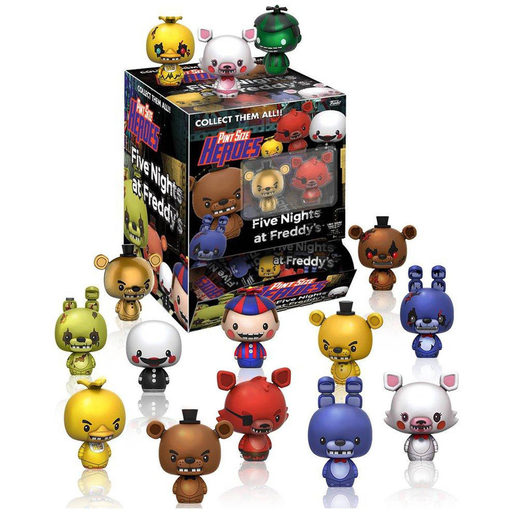 Funko Five Nights At Freddy's Pint Size Heroes Blind Bag Mystery Figure
