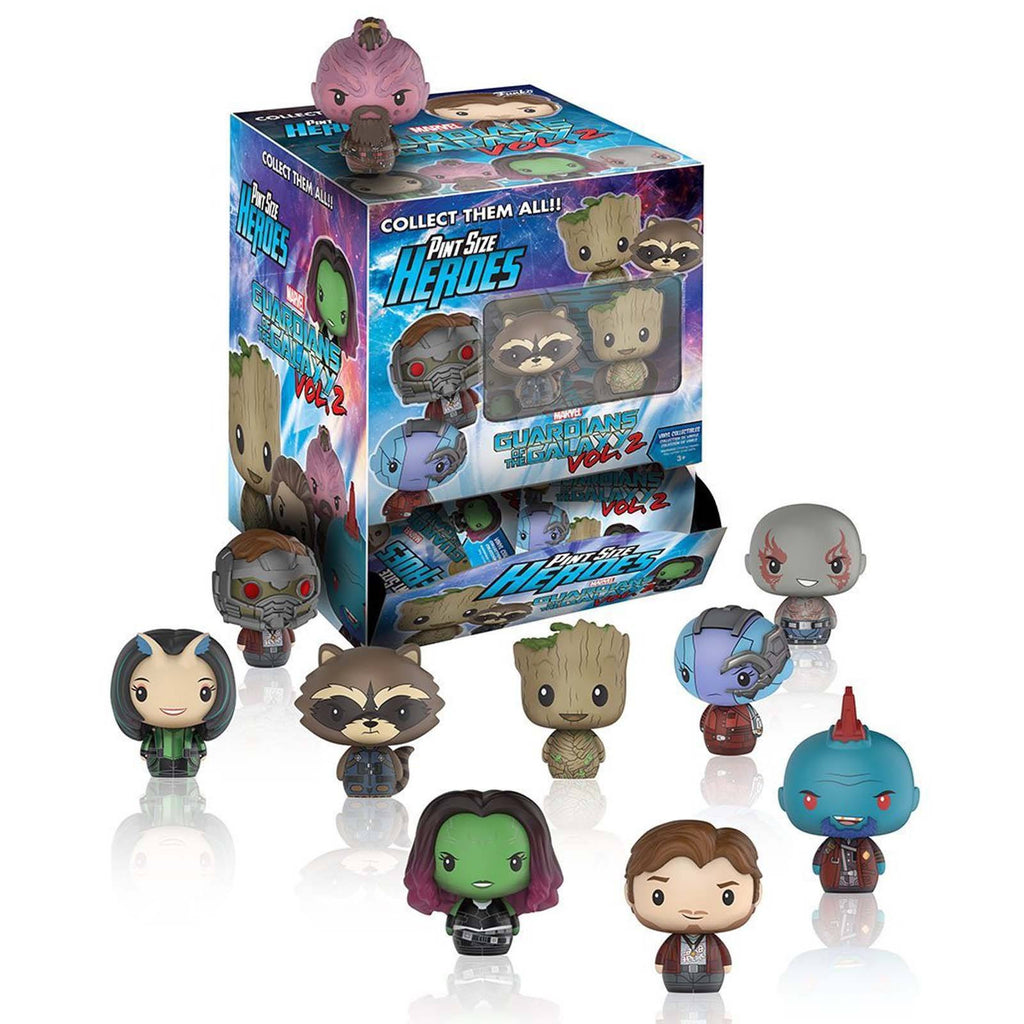 Funko Guardians Of the Galaxy 2 Pint Size Heroes Blind Bag Figure