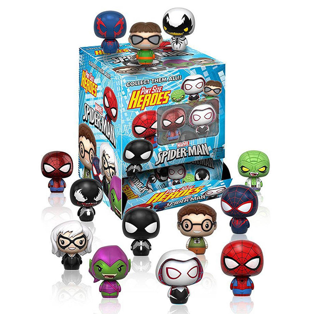 Funko Marvel Spider-Man Pint Size Heroes Blind Bag Mystery Figure