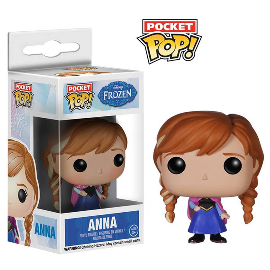 Disney Frozen Pocket POP Anna Vinyl Figure Keychain