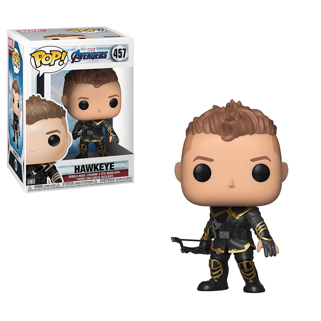 Funko Avengers End Game POP Hawkeye Vinyl Figure