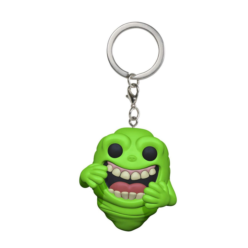 Funko Ghostbusters Pocket POP Slimer Figure Keychain
