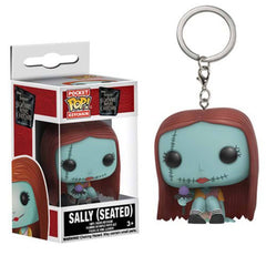 Funko Pocket Pop's - Funko Nightmare Before Christmas Pocket POP Seated Sally Figure Keychain