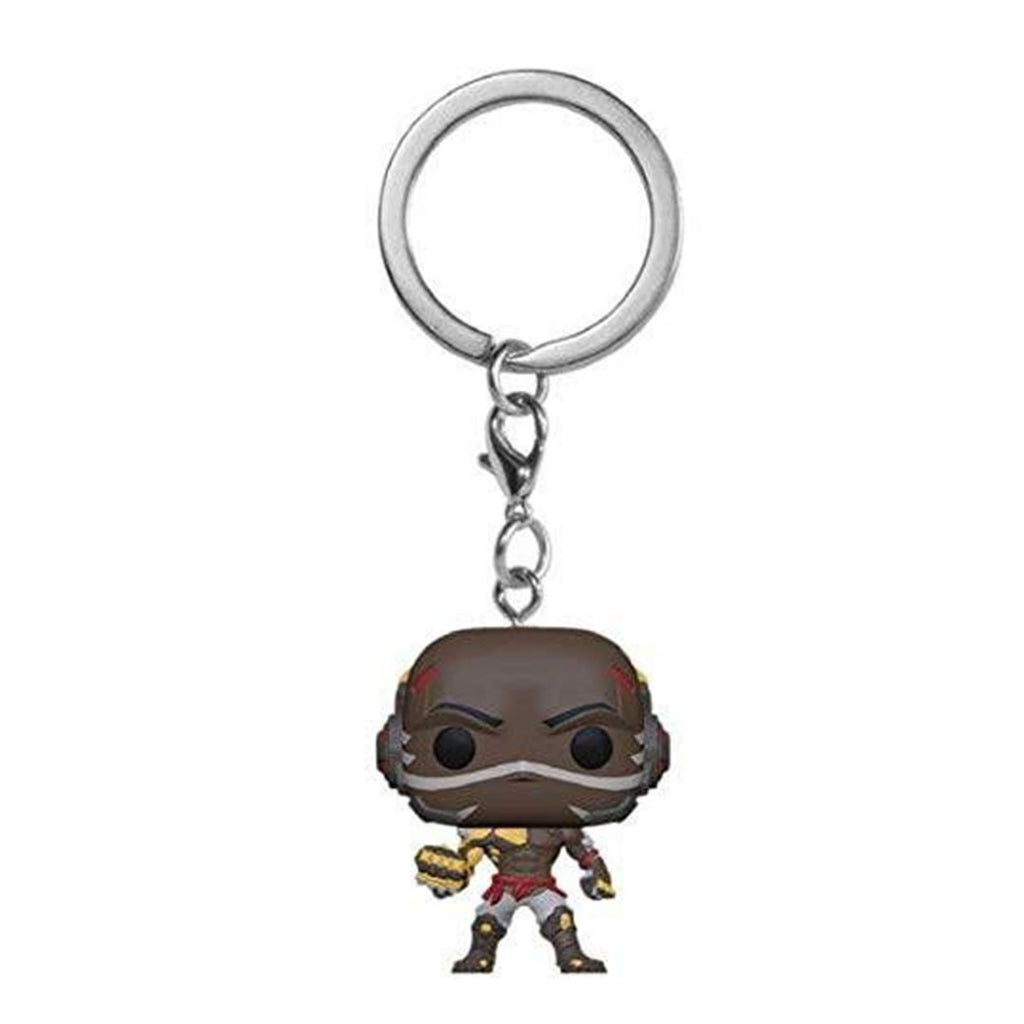 Funko Pocket Pop's - Funko Overwatch Pocket POP Doomfist Vinyl Figure Keychain