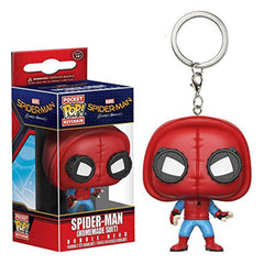 Funko Pocket Pop's - Funko Spider-Man Homecoming Pocket POP Homemade Suit Figure Keychain