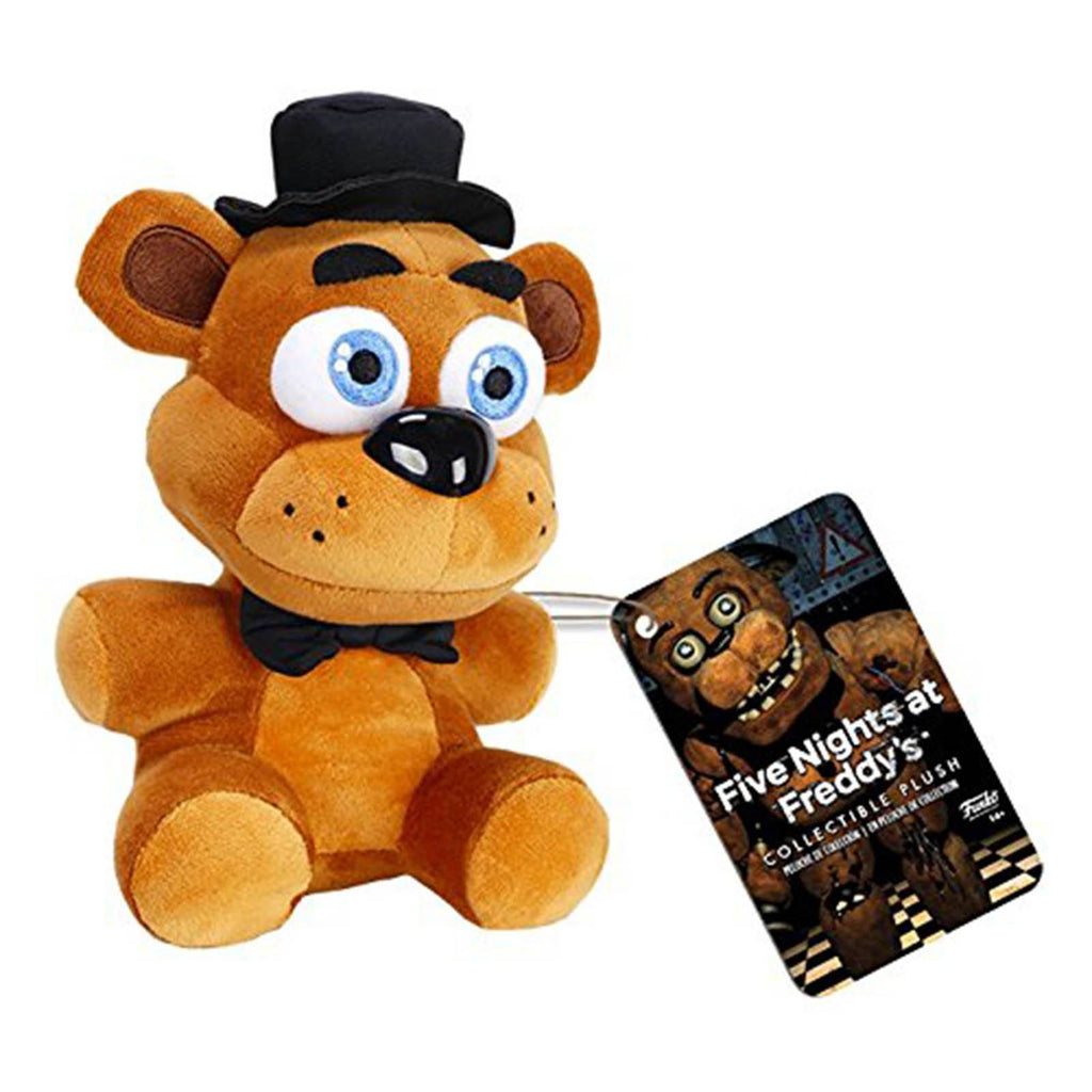 Funko Five Nights At Freddy's Freddy Fazbear Plush Figure
