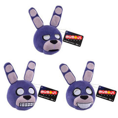 Funko Five Nights At Freddy's Mymoji Bonnie Plush Figure 3 Pack - Radar Toys