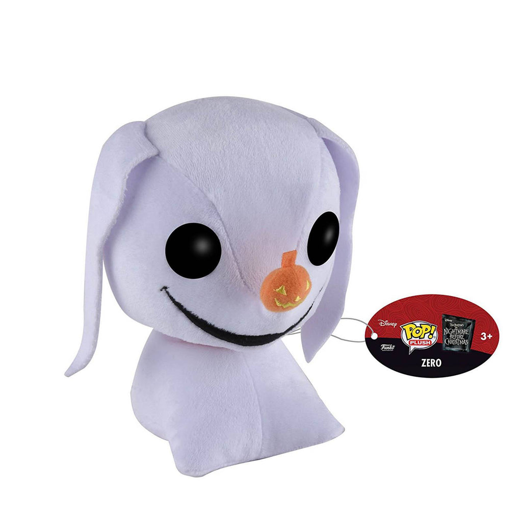Funko Nightmare Before Christmas POP Plush Zero Figure