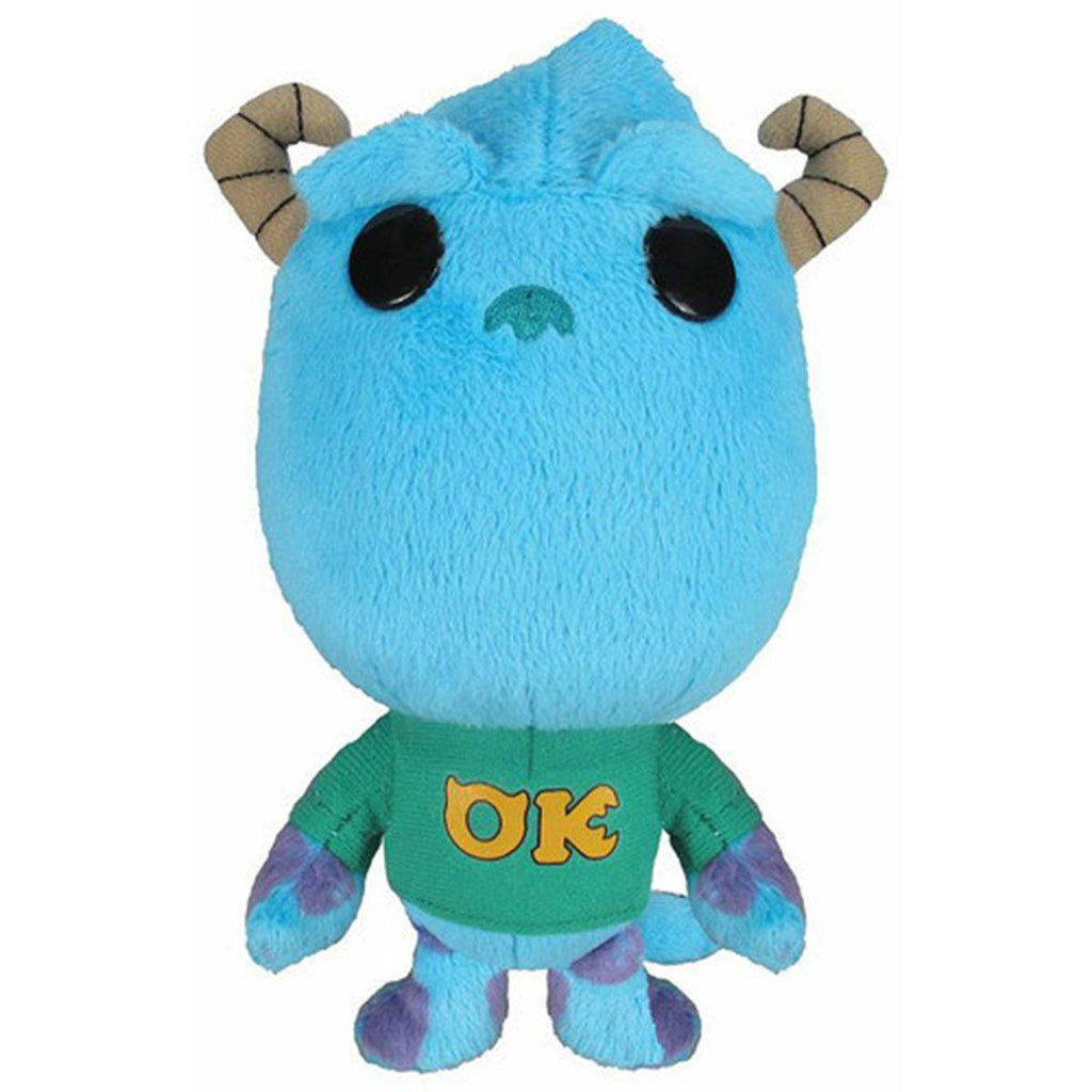 Monsters University POP Sulley Plush Figure - Radar Toys