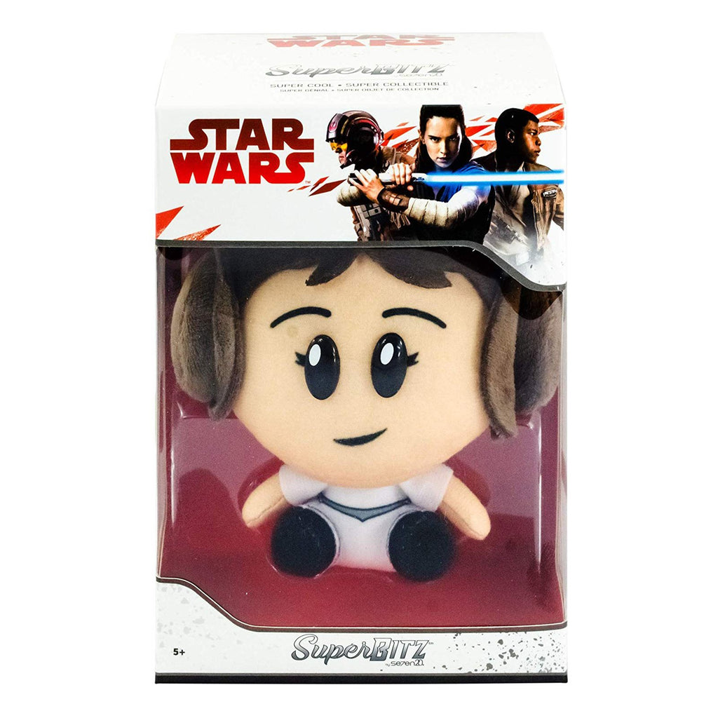 Funko POP Plush - Star Wars Superbitz Princess Leia Plush Figure
