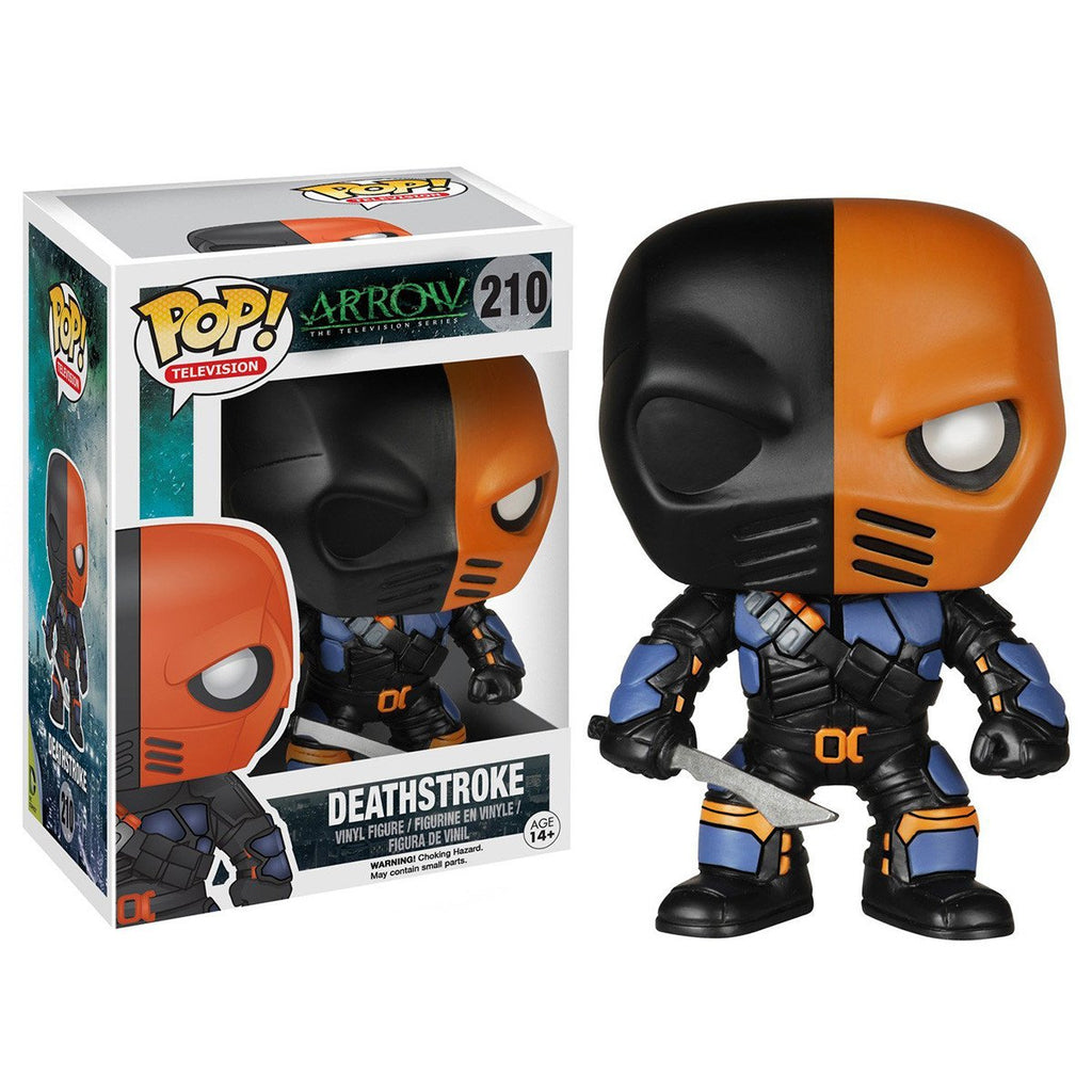 Arrow POP Deathstroke Vinyl Figure - Radar Toys
