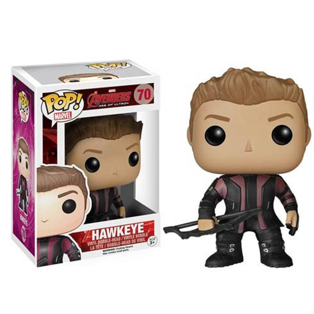 Avengers Age of Ultron POP Hawkeye Bobble Head Vinyl Figure