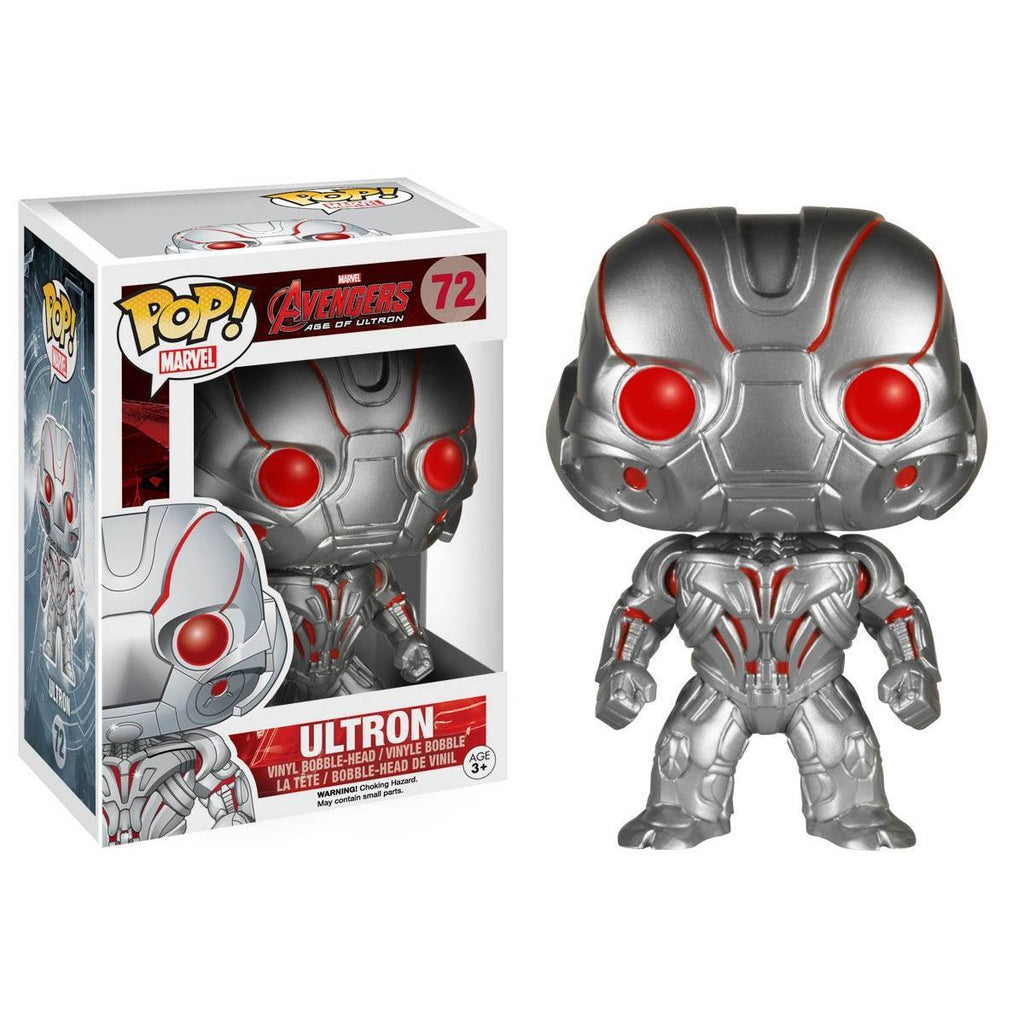 Avengers Age of Ultron POP Ultron Bobble Head Vinyl Figure