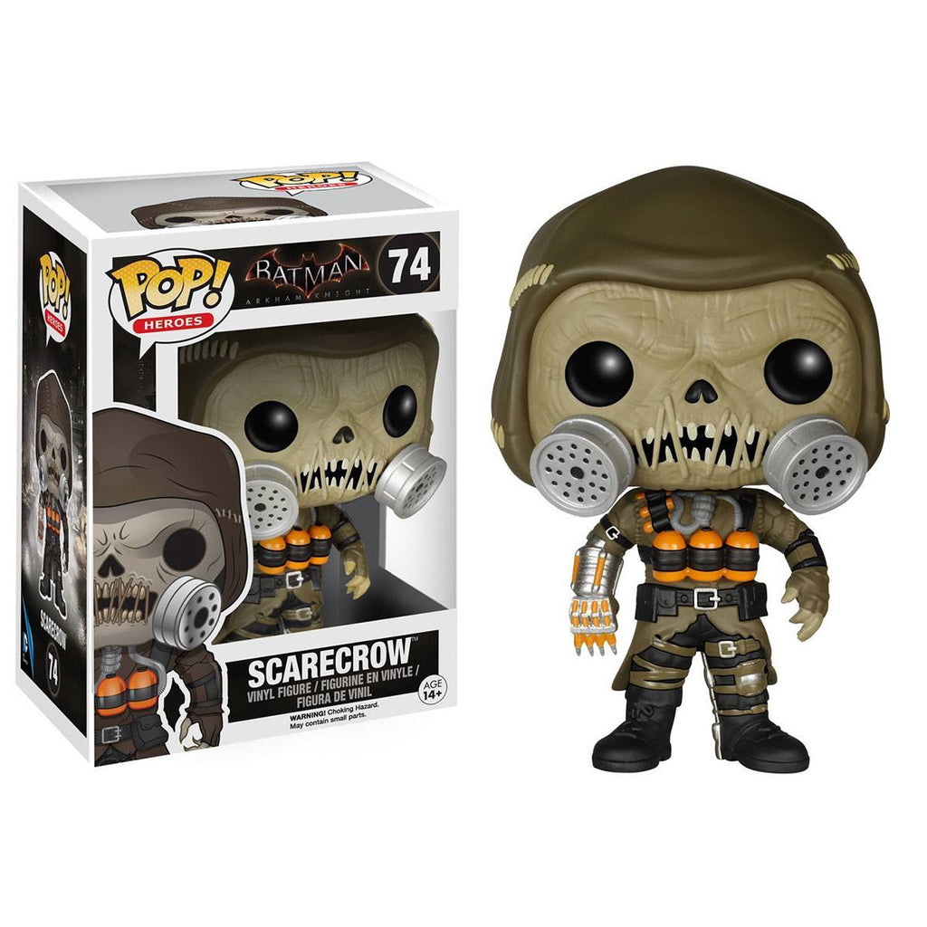 Batman Arkham Knight POP Scarecrow Vinyl Figure - Radar Toys