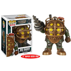 Bioshock POP Big Daddy Vinyl Figure - Radar Toys