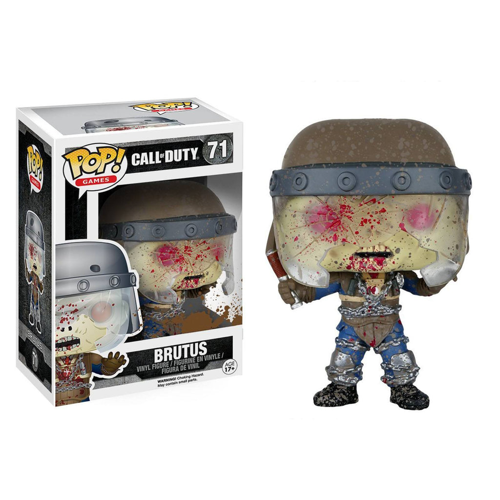 Call Of Duty POP Brutus Vinyl Figure - Radar Toys