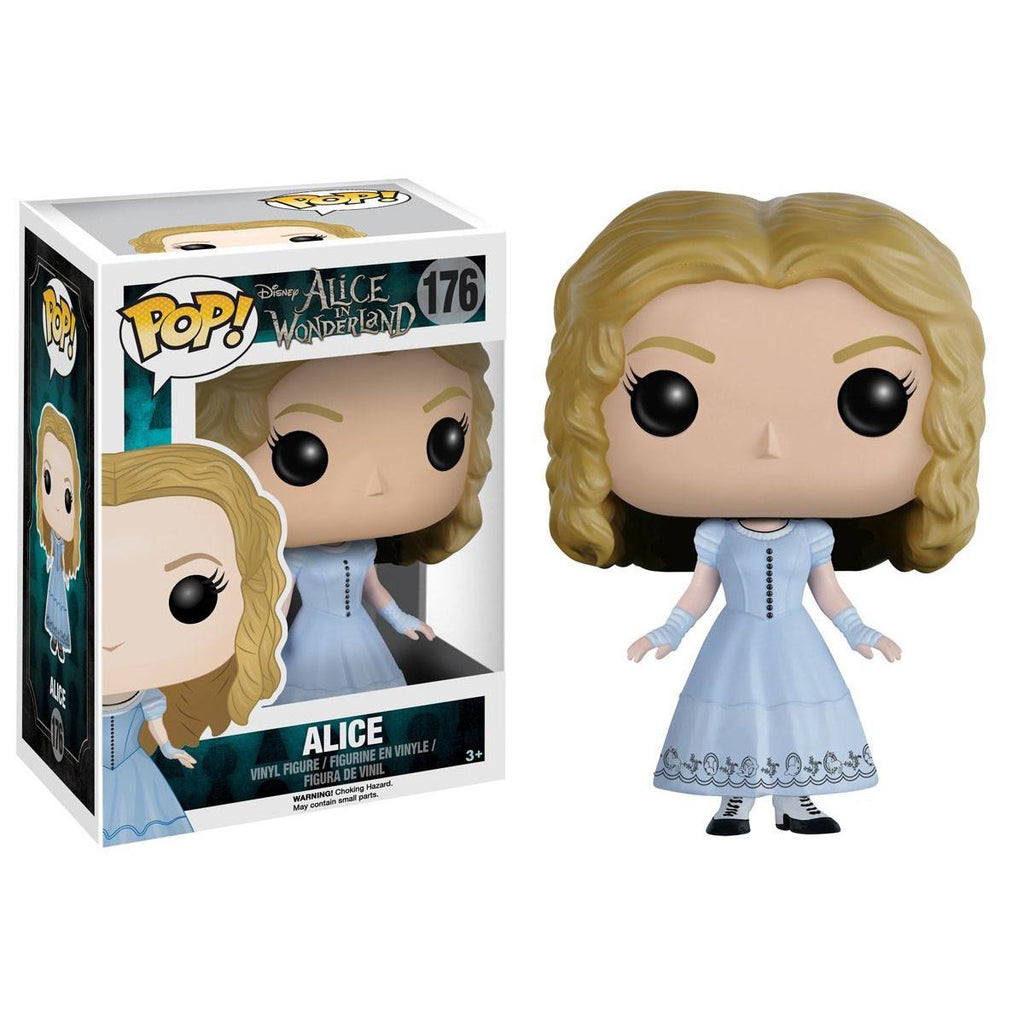 Disney Alice in Wonderland Live Action POP Alice Vinyl Figure
