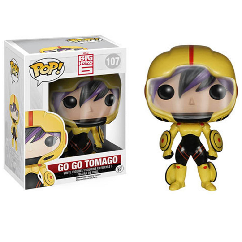 Disney Big Hero 6 POP GoGo Tomago Vinyl Figure