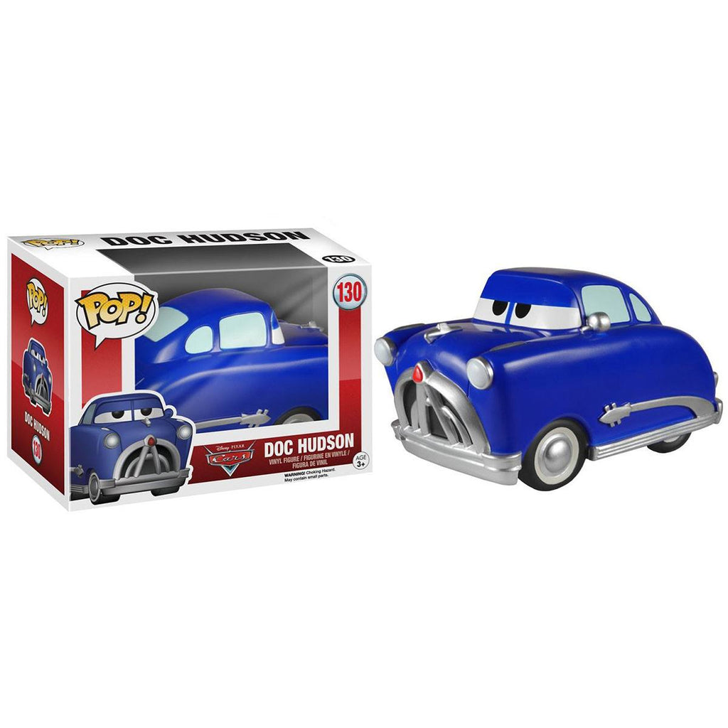 Disney Cars POP Doc Hudson Vinyl Figure - Radar Toys