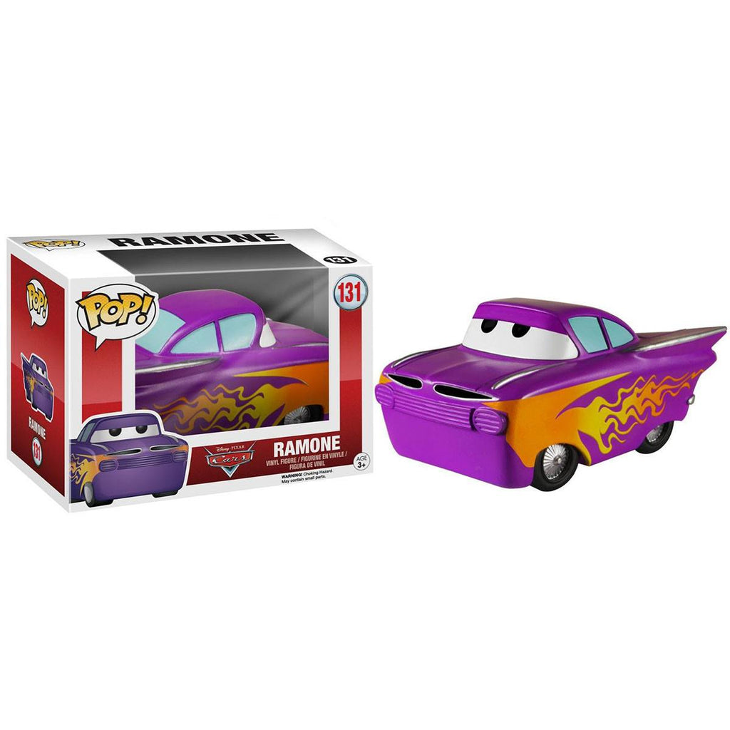 Disney Cars POP Ramone Vinyl Figure - Radar Toys