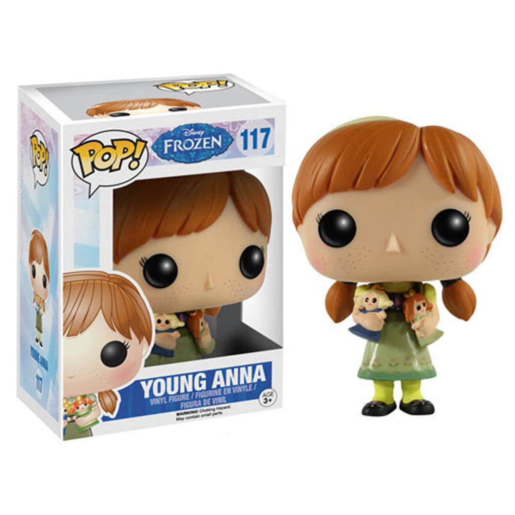 Disney Frozen POP Young Anna Vinyl Figure