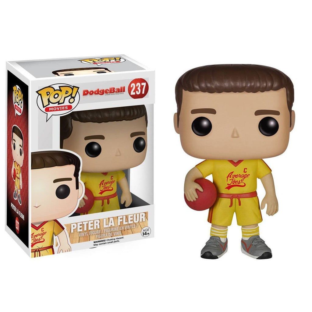 Dodgeball POP Peter La Fleur Vinyl Figure - Radar Toys