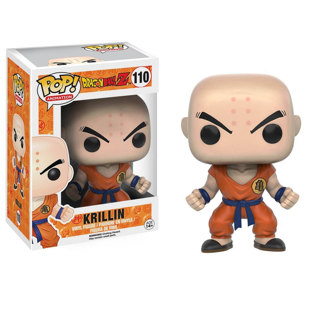Dragon Ball Z POP Krillin Vinyl Figure - Radar Toys