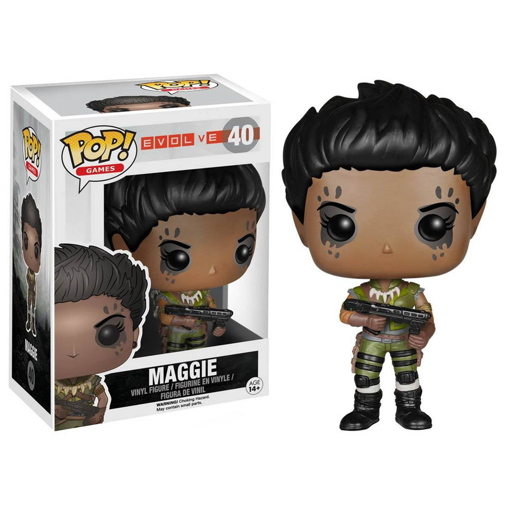 Evolve POP Maggie Vinyl Figure