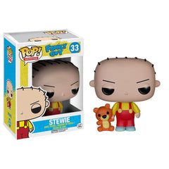 Family Guy POP Stewie Vinyl Figure - Radar Toys