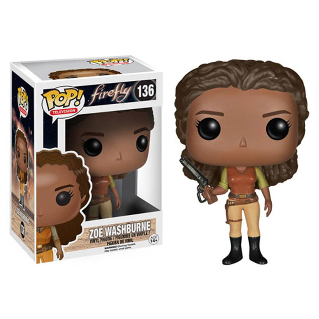 Firefly POP Zoe Washburne Vinyl Figure