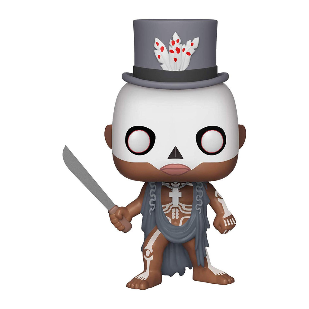 Funko 007 POP Baron Samedi From Live And Let Die Vinyl Figure