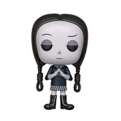 Funko POP Vinyl - Funko Addams Family POP Wednesday Addams Vinyl Figure