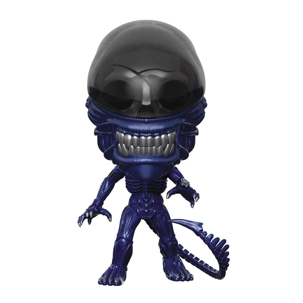 Funko Alien Specialty Series POP Xenomorph Metallic Vinyl Figure