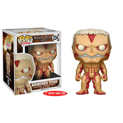Funko POP Vinyl - Funko Attack On Titan POP Armored Titan Vinyl Figure