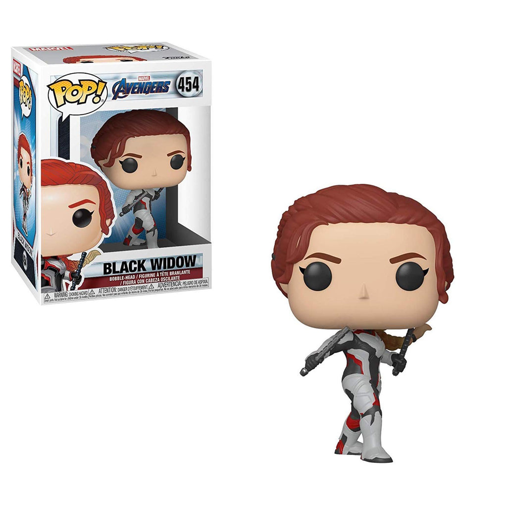 Funko Avengers Endgame POP Black Widow Vinyl Figure
