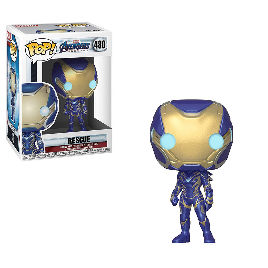 Funko Avengers Endgame POP Rescue Vinyl Figure