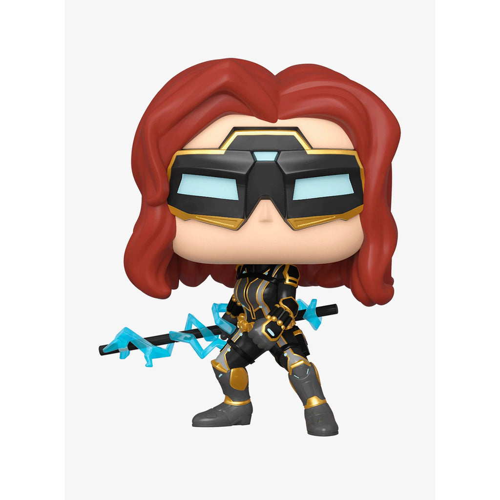 Funko Avengers Gamerverse POP Black Widow Vinyl Figure