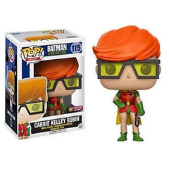 Funko POP Vinyl - Funko Batman Dark Knight Returns POP Carrie Kelley Robin Vinyl Figure