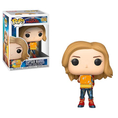 Funko POP Vinyl - Funko Captain Marvel POP Captain Marvel Lunch Box Vinyl Figure