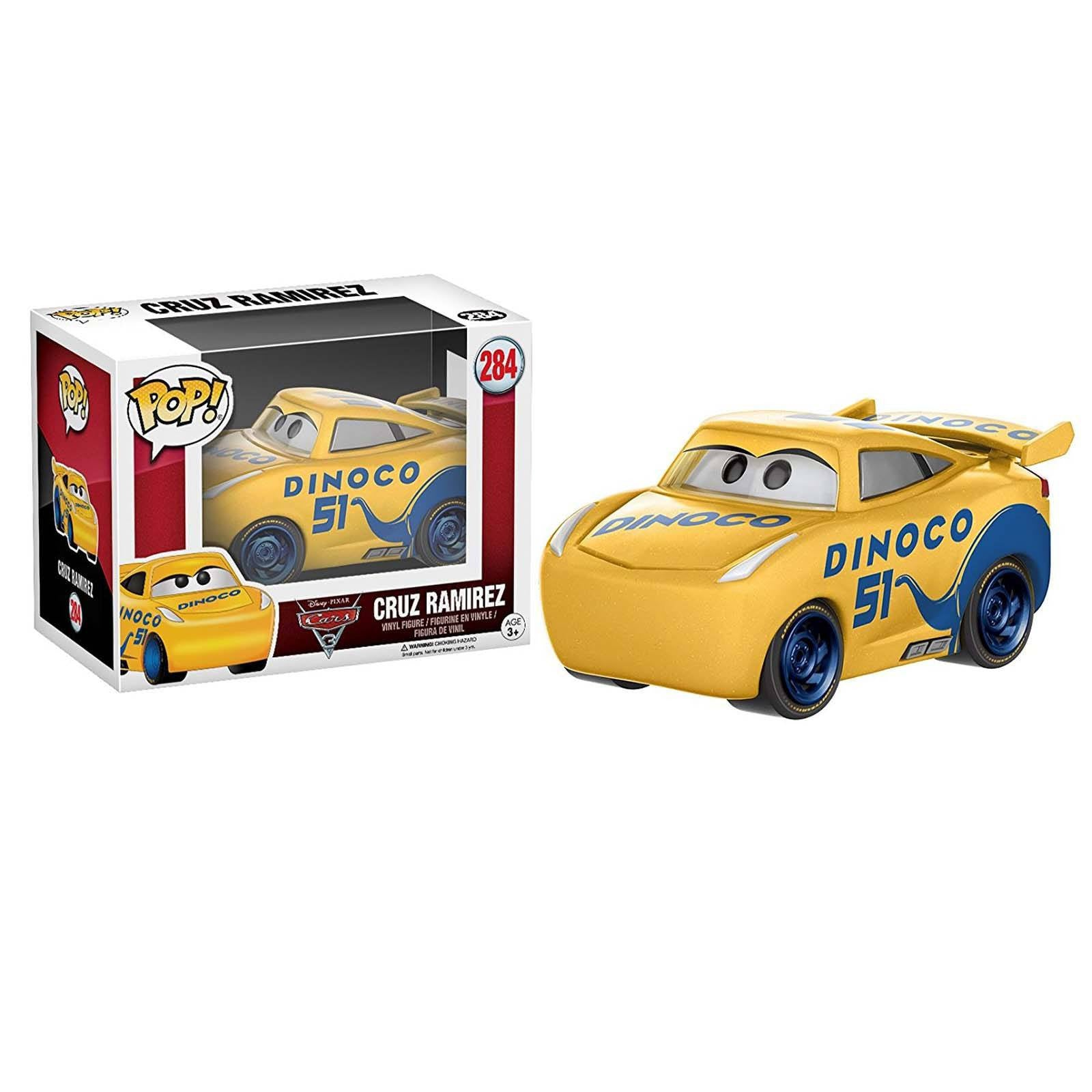 Cruz Ramirez Pop Vinyl Funko Cars 3 Pop S Animated Radar Toys
