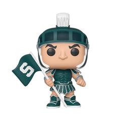 Funko POP Vinyl - Funko College Michigan State POP Sparty Home Vinyl Figure
