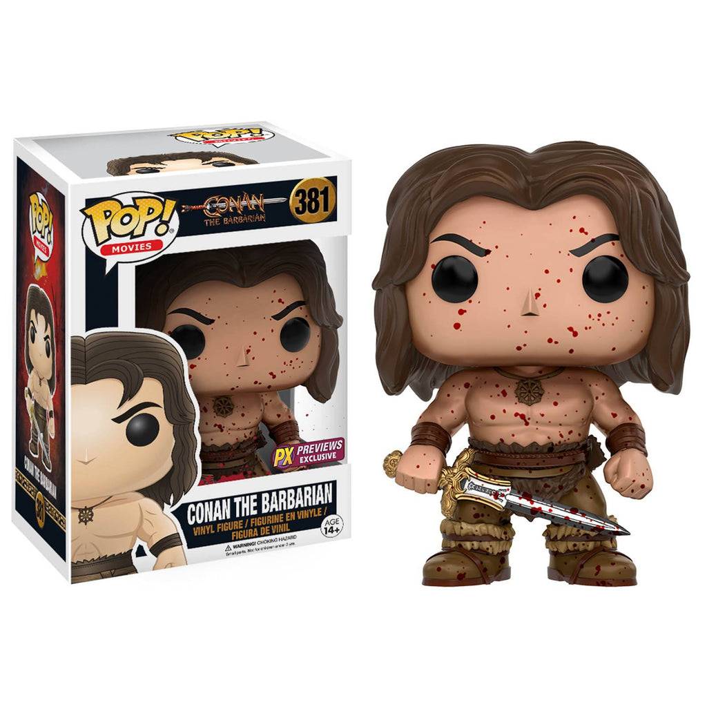 Funko Conan PX Exclusive POP Conan The Barbarian Vinyl Figure - Radar Toys