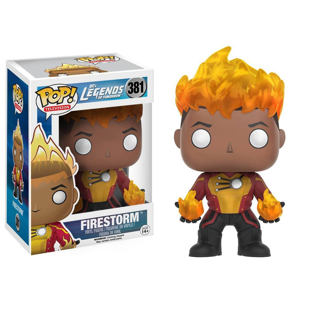 Funko DC Legends Of Tomorrow POP Firestorm Vinyl Figure - Radar Toys