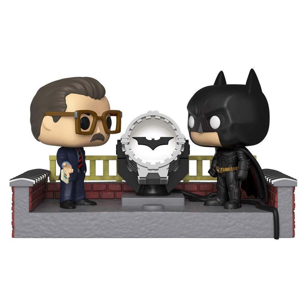 Funko DC POP Heroes Batman And Commissioner Gordon Begins Figure Set