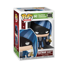 Funko POP Vinyl - Funko DC Super Heroes POP Batman Scrooge Vinyl Figure