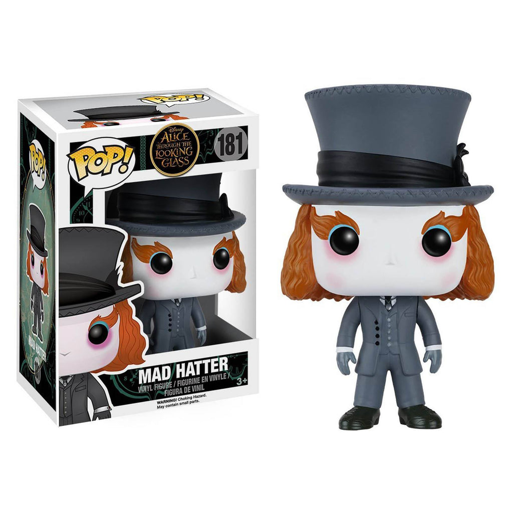 Funko Disney Alice Through The Looking Glass POP Mad Hatter Vinyl Figure