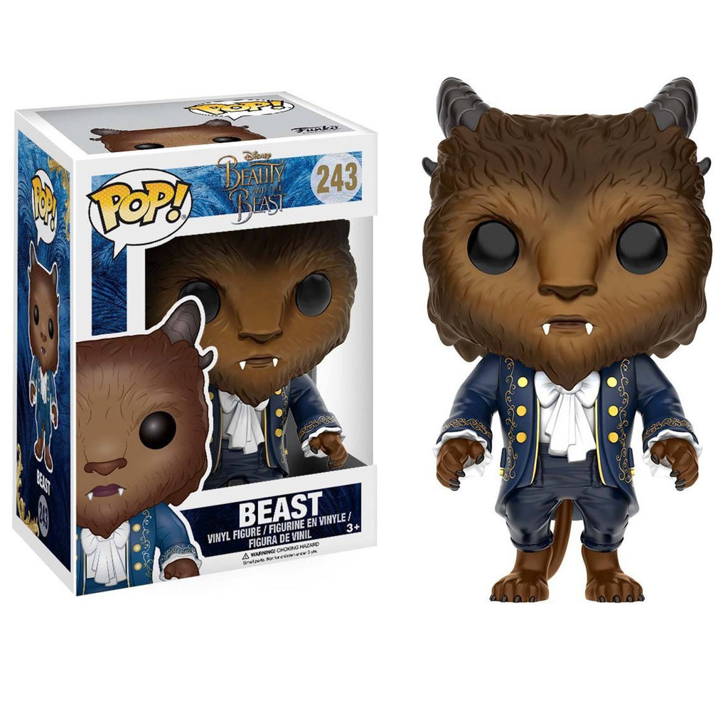 Funko Disney Beauty And The Beast Live Action POP Beast Figure