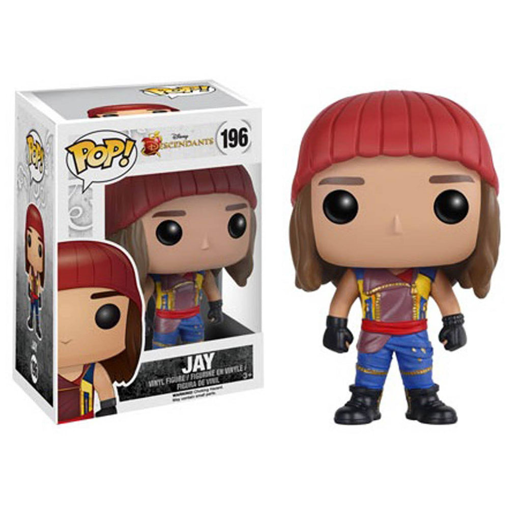 Funko Disney Descendants POP Jay Vinyl Figure - Radar Toys