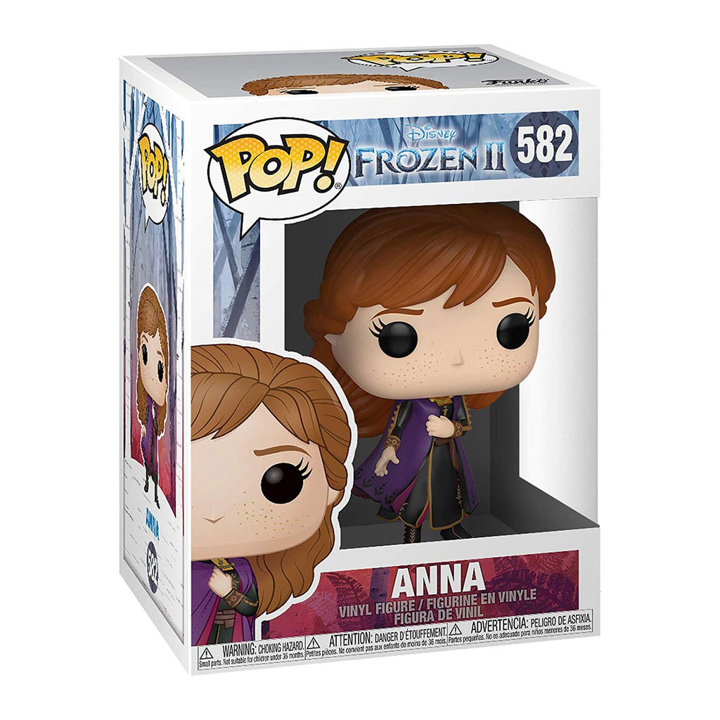 Funko Disney Frozen II POP Anna Vinyl Figure