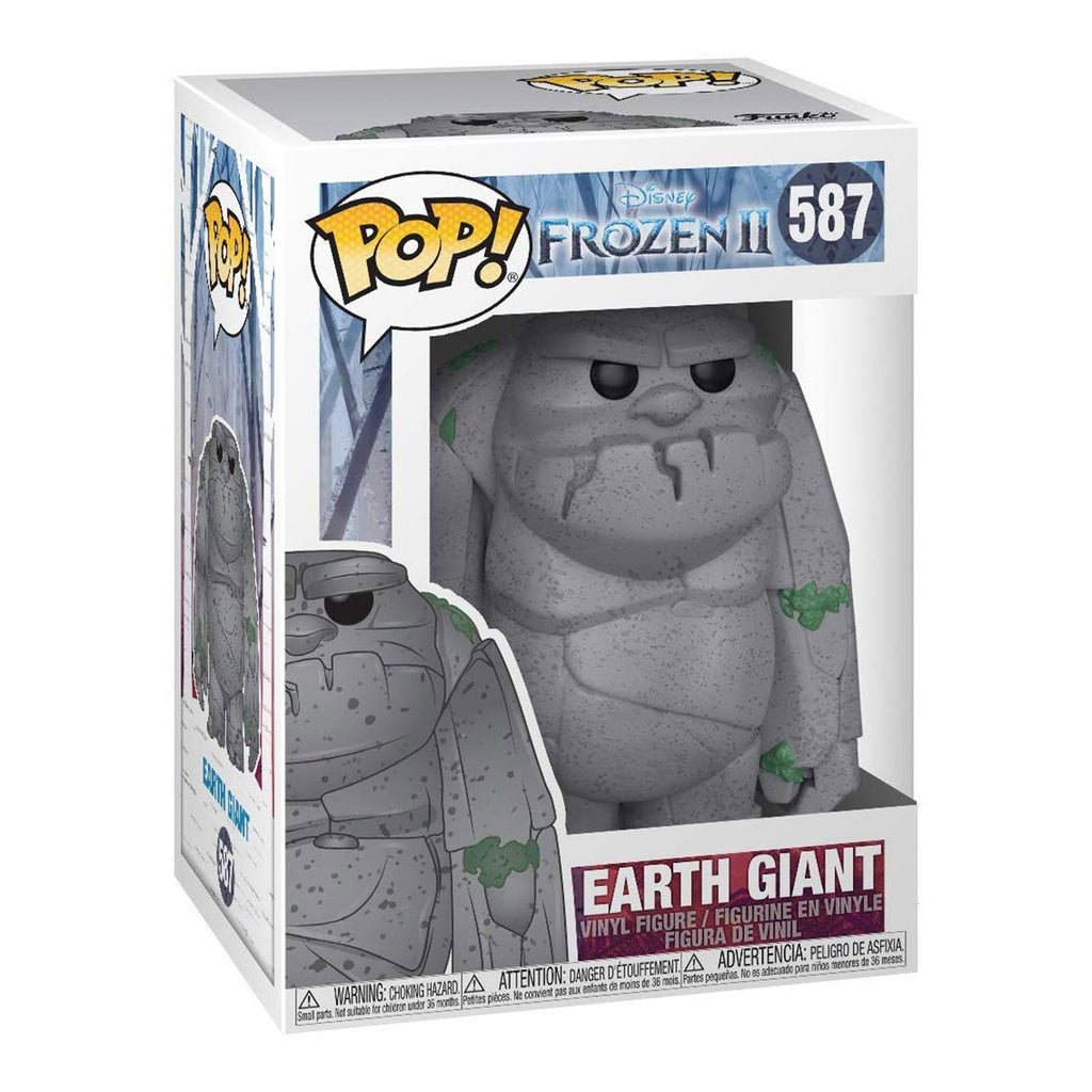 Funko Disney Frozen II POP Earth Giant Vinyl Figure